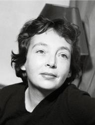Marguerite Duras (1914-1996). Escritora francesa.